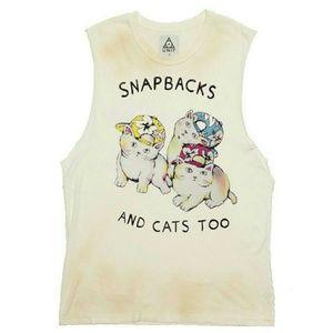 Unif Snapbacks & Cats